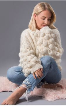 Dolce Mohair Stampato
